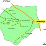 Населени места в Община Сливница